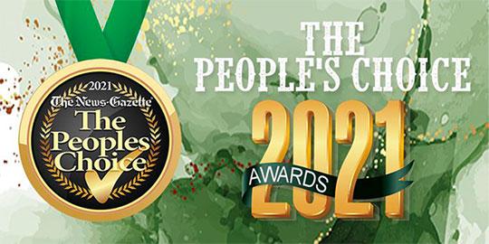 The Peoples Choice Award - 2021 Peoples Choice Award -- 2021